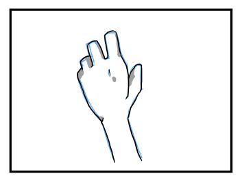 手の描き方 漫画イラストの人物キャラクター描画 Tips